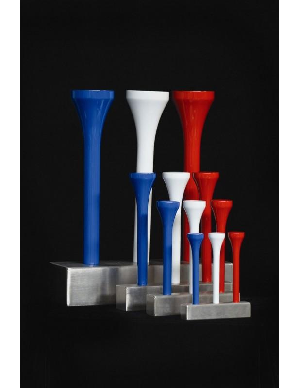 Trophée Tee Tricolore 17cm