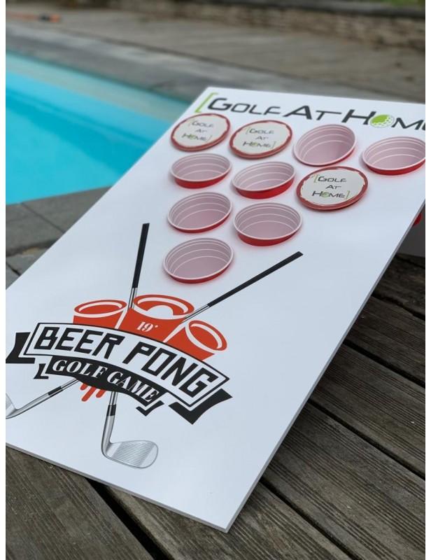 Bière Pong - Golf Game