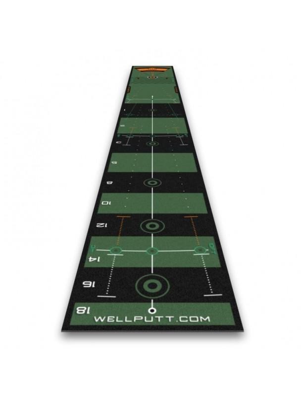 Tapis putting Wellput 4 mètres
