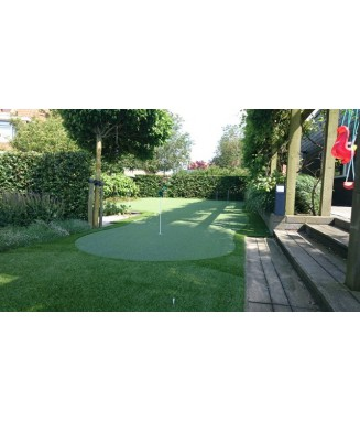 Installation d'un putting green (projet)