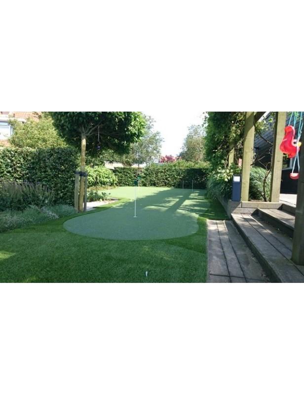 Installation d'un putting green (projet)