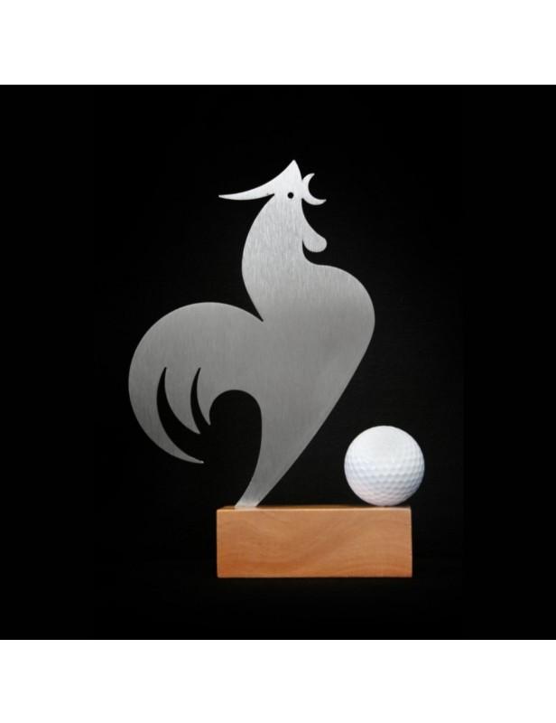 Trophée Coq (Grand modèle)