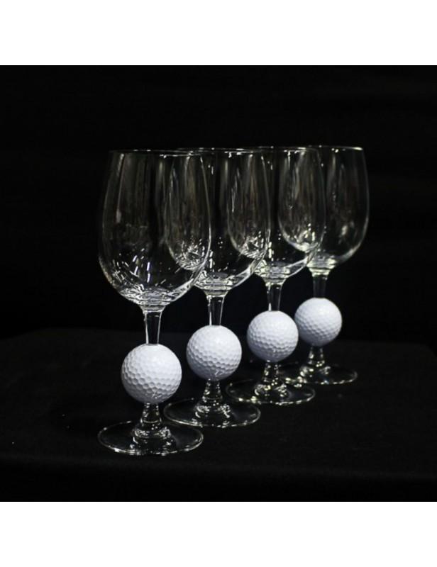 Coffret 4 verres du Golfeur